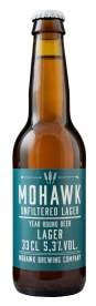 Mohawk Unfiltered Lager