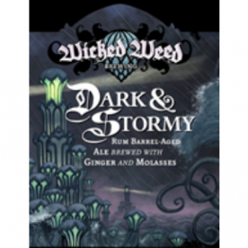 Wicked Weed Dark & Stormy